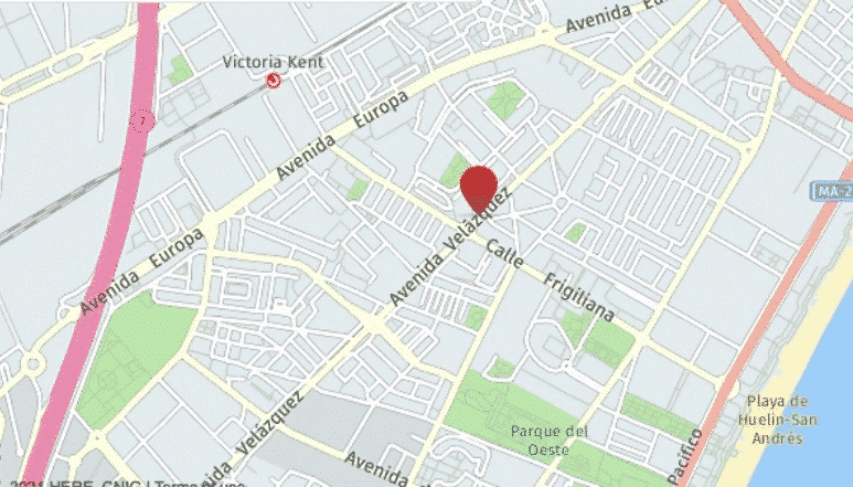 Location of Mujeresconclase